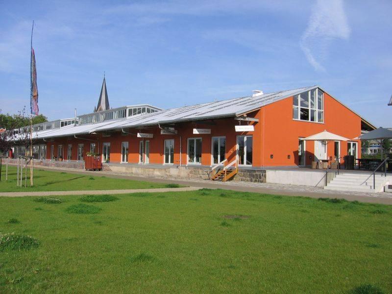Umbau g terhallen im s dpark in solingen architektur for Produktdesign nrw