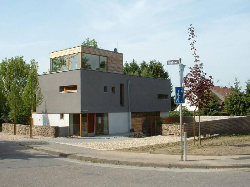 einfamilienhaus in witten in witten architektur. Black Bedroom Furniture Sets. Home Design Ideas