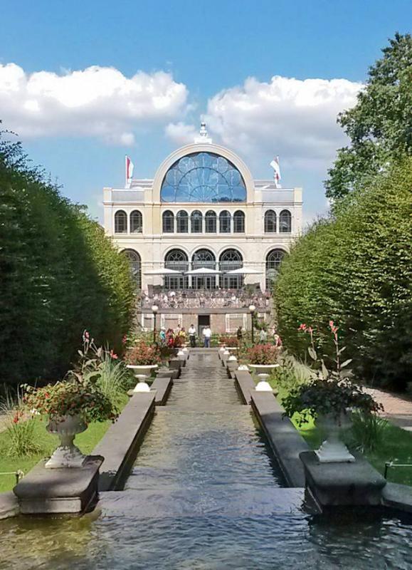 Botanischer Garten Köln / Alte Flora in Köln, Landschaftsarchitektur, Landschaftsarchitektur ...