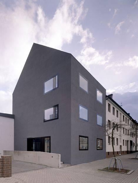apartment building dortmund in dortmund architektur