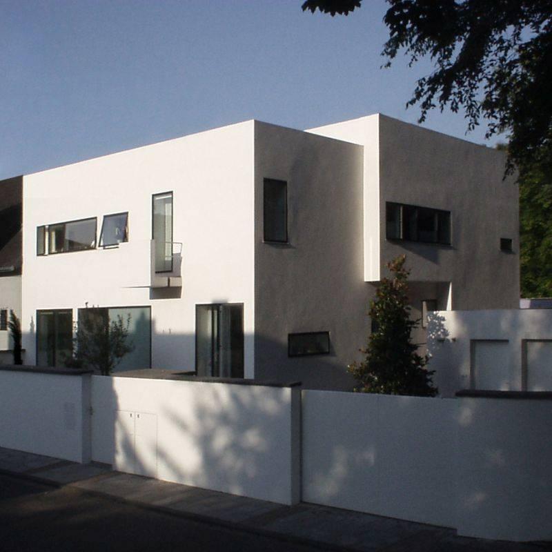 Haus der bilder in k ln junkersdorf in k ln architektur - Haus der architektur ...