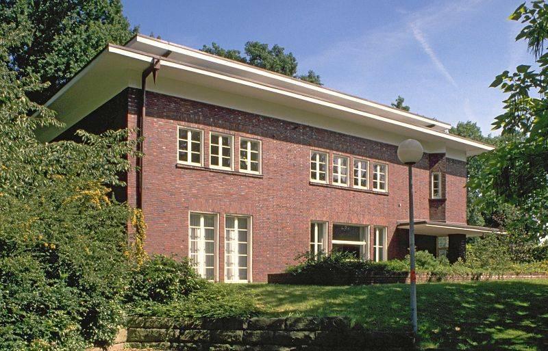 villa plange soest in soest architektur baukunst nrw. Black Bedroom Furniture Sets. Home Design Ideas
