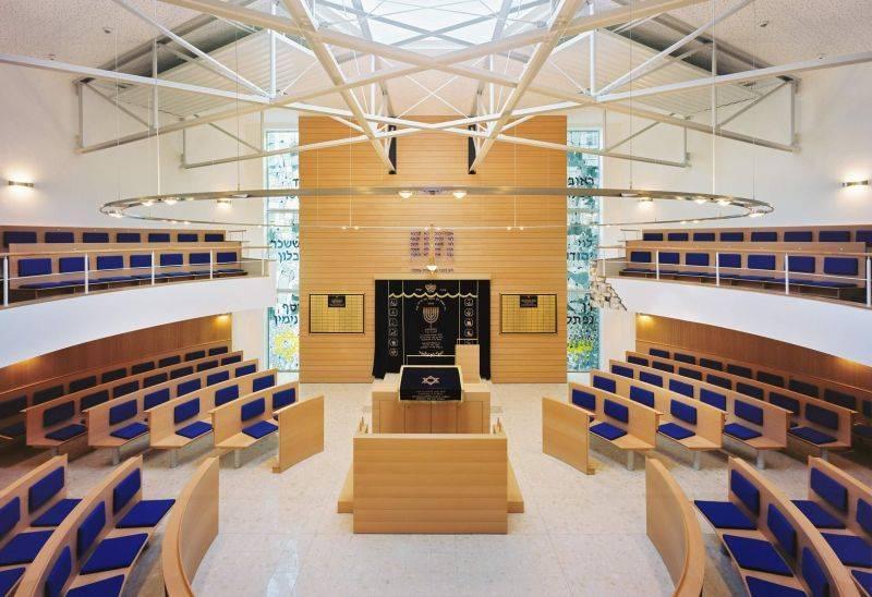Bildergebnis für bild bergische synagoge innenraum