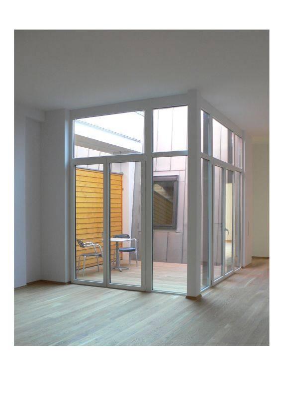 wohnen im ehemaligen supermarkt in d sseldorf architektur baukunst nrw. Black Bedroom Furniture Sets. Home Design Ideas