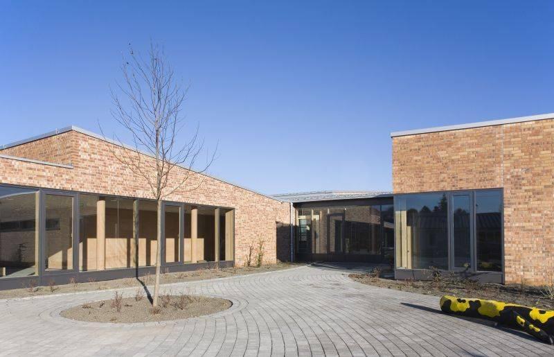Erweiterung der rheinischen f rderschule euskirchen in euskirchen architektur baukunst nrw - Architekt euskirchen ...