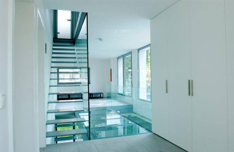 High Quality Treppenhaus Offen Wohnzimmer Einfamilienhaus Rostrae In Essen Architektur  Baukunst Nrw   Treppenhaus Einfamilienhaus Design Ideas