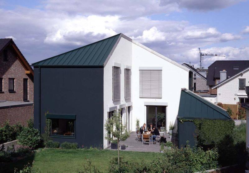 haus f r eine deutschlehrerin in rheinberg architektur baukunst nrw. Black Bedroom Furniture Sets. Home Design Ideas