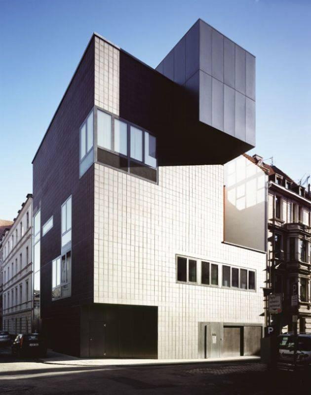 Wohnen und arbeiten architektur for Raumgestaltung architektur