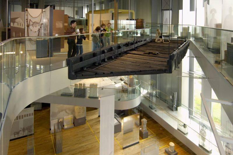 römermuseum xanten in xanten, architektur - baukunst-nrw, Innenarchitektur ideen