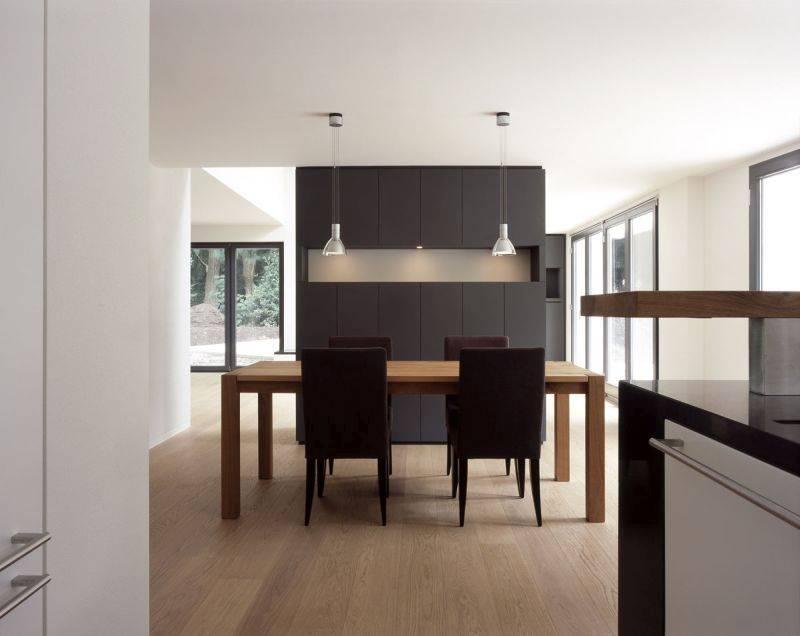 umbau einfamilienhaus in rath dsseldorf - Moderne Innenarchitektur Einfamilienhaus