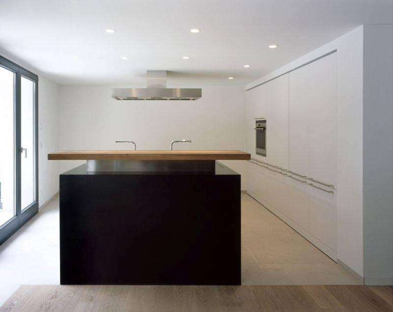 umbau einfamilienhaus in rath in d sseldorf architektur. Black Bedroom Furniture Sets. Home Design Ideas