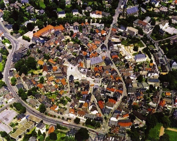 historischer stadtkern remscheid-lennep in remscheid, stadtplanung, Innenarchitektur ideen