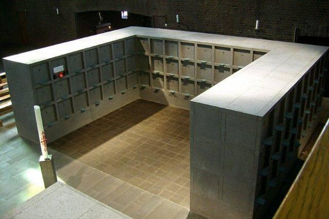 umgestaltung st konrad marl in marl architektur baukunst nrw. Black Bedroom Furniture Sets. Home Design Ideas