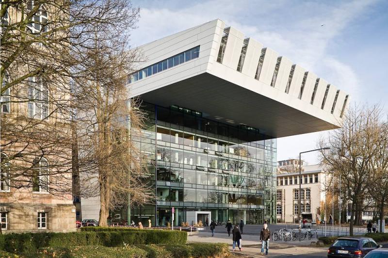 Super c aachen in aachen ingenieurbau architektur for Architektur aachen