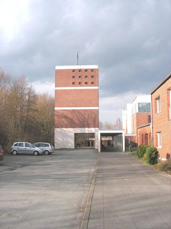heilig kreuz kirche soest in soest, architektur - baukunst-nrw, Innenarchitektur ideen