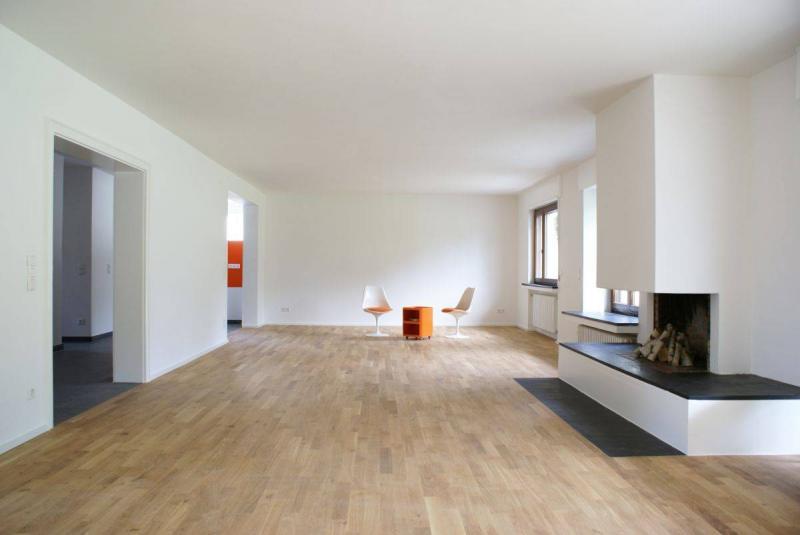Haus h bonn lengsdorf in bonn architektur baukunst nrw - Wohnzimmer architektur ...