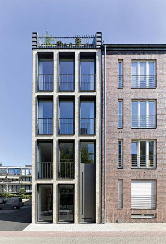 Das moderne Stadthaus großbritanien