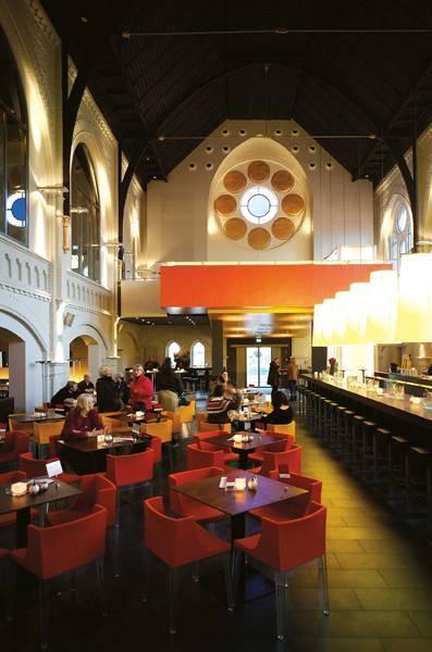 Ehem martinikirche gastronomie gl ckundseligkeit in for Innenarchitektur bielefeld