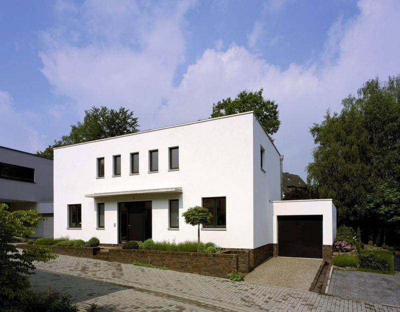 Wohnhaus mit architekturb ro in dortmund architektur baukunst nrw - Architekturburo dortmund ...
