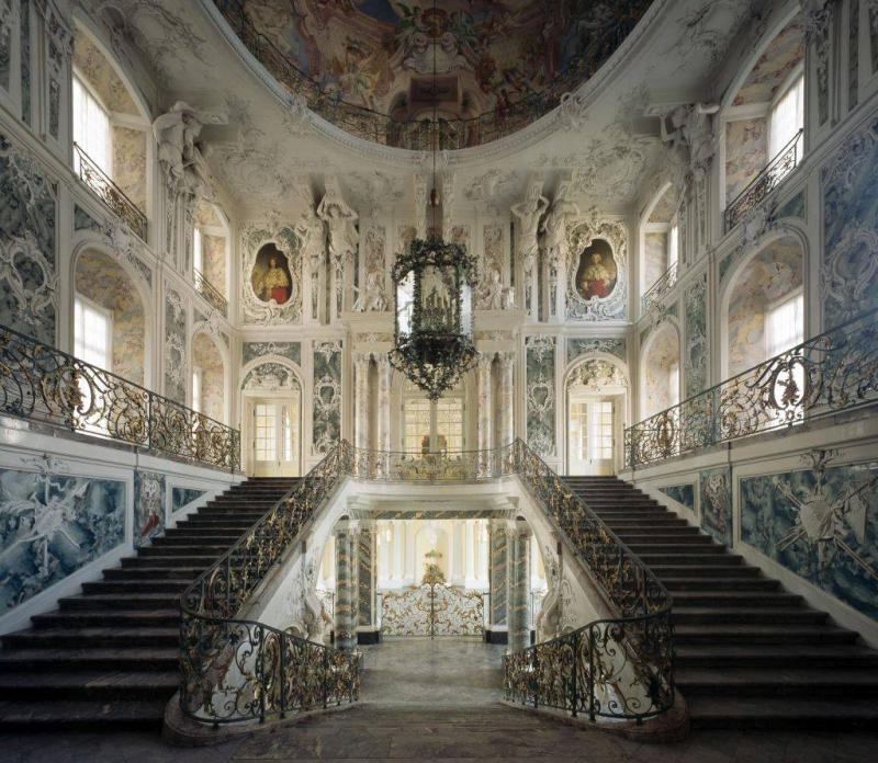 Schloss Augustusburg in Brühl, Architektur - baukunst-nrw