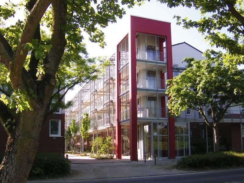 wohnanlage weckhoven in neuss architektur baukunst nrw. Black Bedroom Furniture Sets. Home Design Ideas