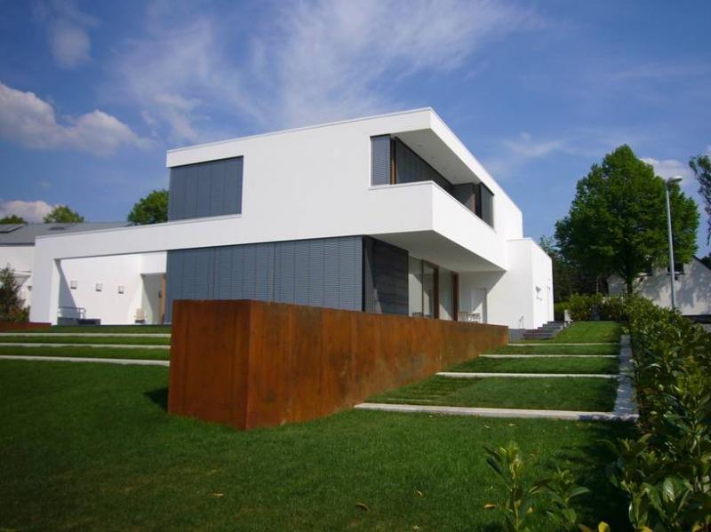 einfamilienhaus essen bredeney in essen architektur. Black Bedroom Furniture Sets. Home Design Ideas