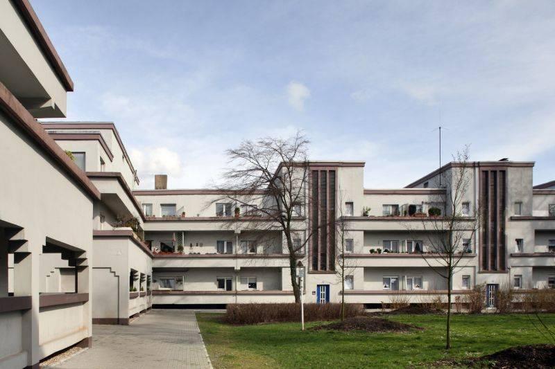 Vittinghoff siedlung in gelsenkirchen architektur baukunst nrw - Architekt gelsenkirchen ...