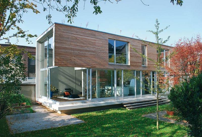 Wohnhaus gau stra e d sseldorf in d sseldorf architektur for Mobiles wohnhaus