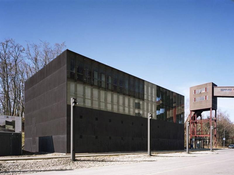 Depot und verwaltung ruhr museum in essen architektur for Das depot essen