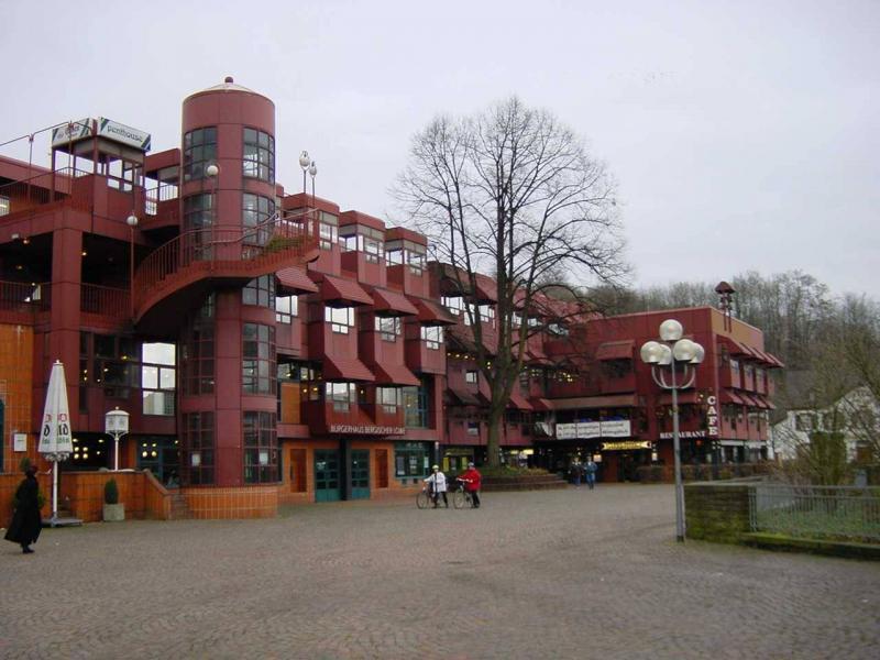 """B�rgerhaus """"Bergischer L�we"""" in Bergisch Gladbach, Architektur ..."""