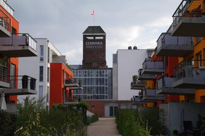 Germania Campus M�nster - M�nster
