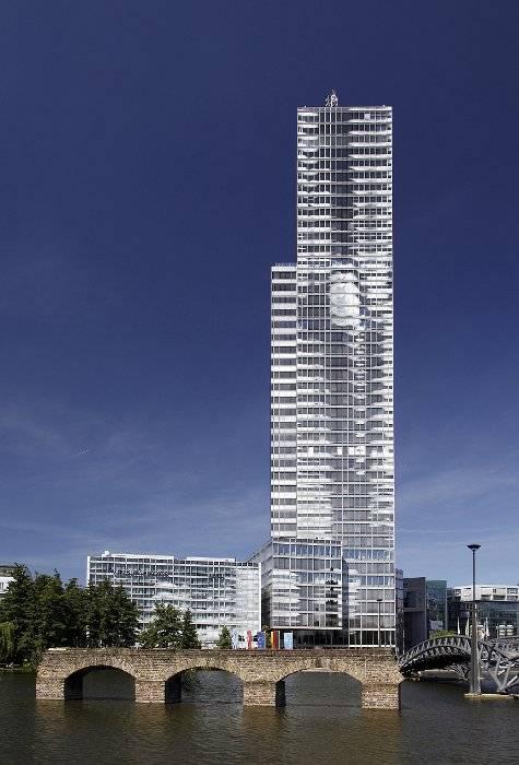 Kölnturm Aussichtsplattform