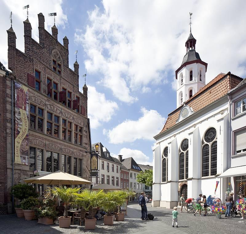 gotisches haus xanten in xanten, architektur, architektur, Innenarchitektur ideen