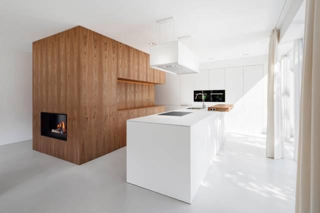 einfamilienwohnhaus dortmund in dortmund, architektur - baukunst-nrw - Küche Architektur