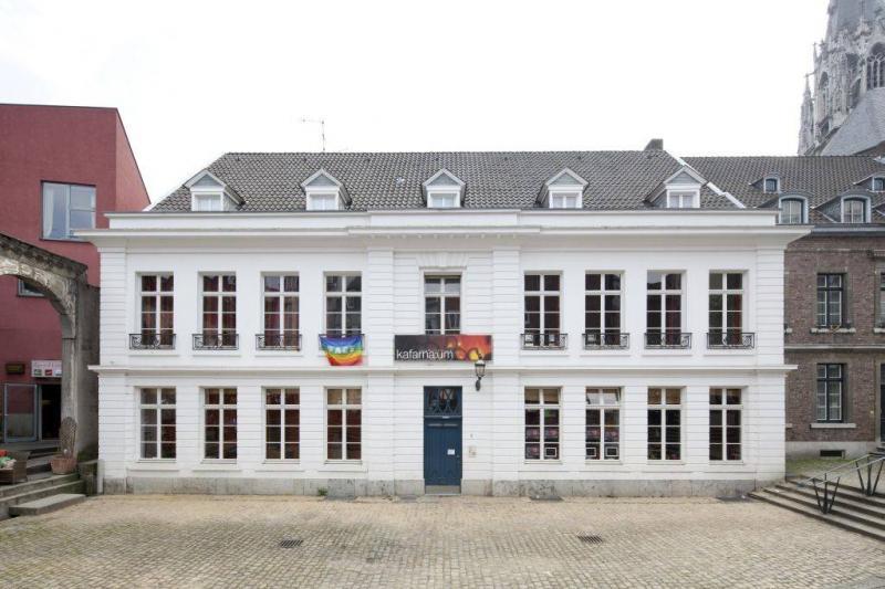 Ehem quirinusbad aachen in aachen architektur baukunst nrw for Architektur aachen