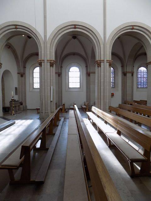 St. Mauritz in M�nster - M�nster