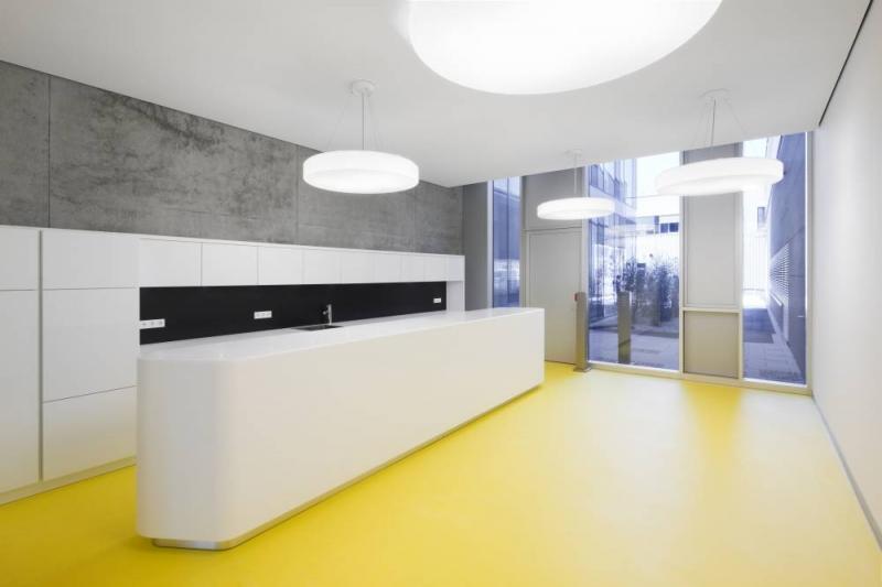 center for mobile propulsion rwth aachen in aachen, architektur ... - Küche Aachen
