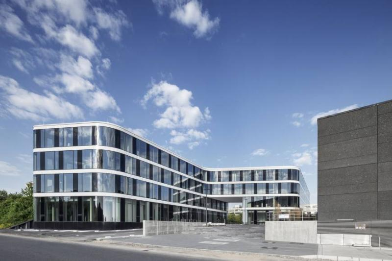 Center for mobile propulsion rwth aachen in aachen for Architektur aachen