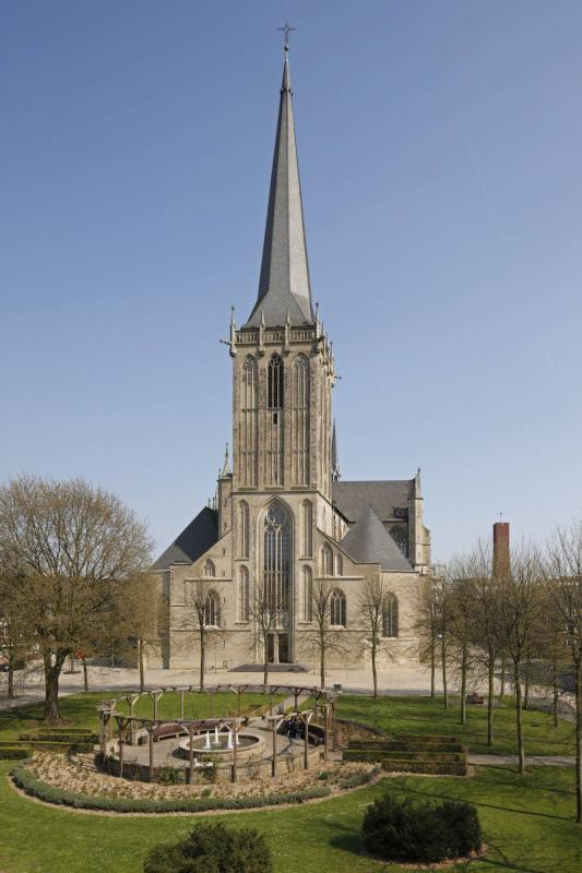 Willibrordi-Dom Wesel - Wesel