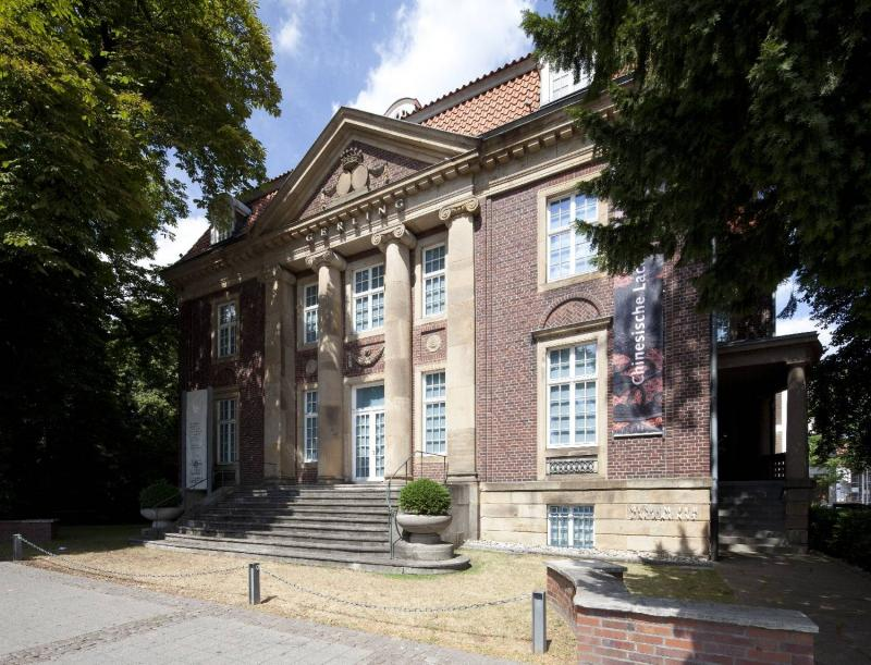 Museum f�r Lackkunst M�nster - M�nster