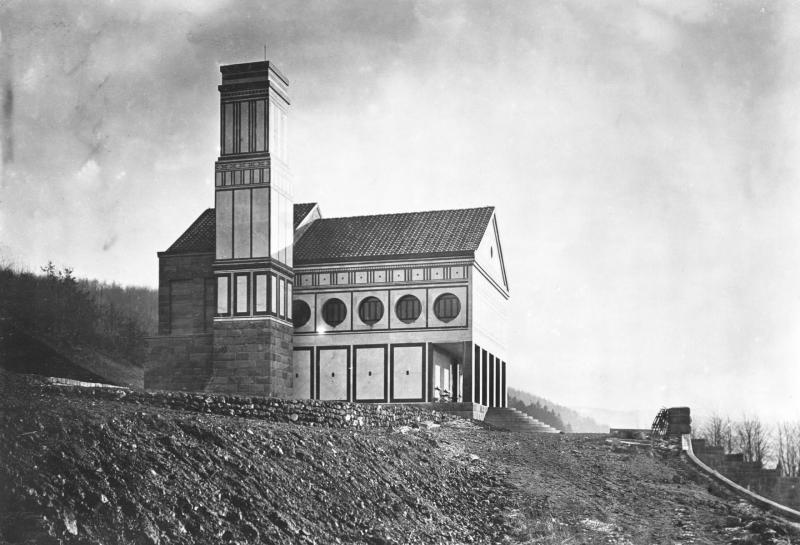 Krematorium Hagen Delstern
