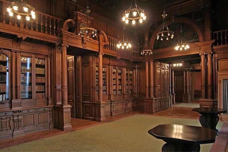 baukunst nrw villa h gel in essen architecture. Black Bedroom Furniture Sets. Home Design Ideas
