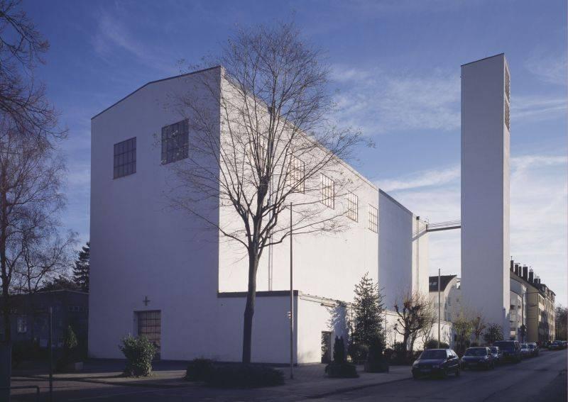 St fronleichnam aachen in aachen architektur baukunst nrw for Architektur aachen