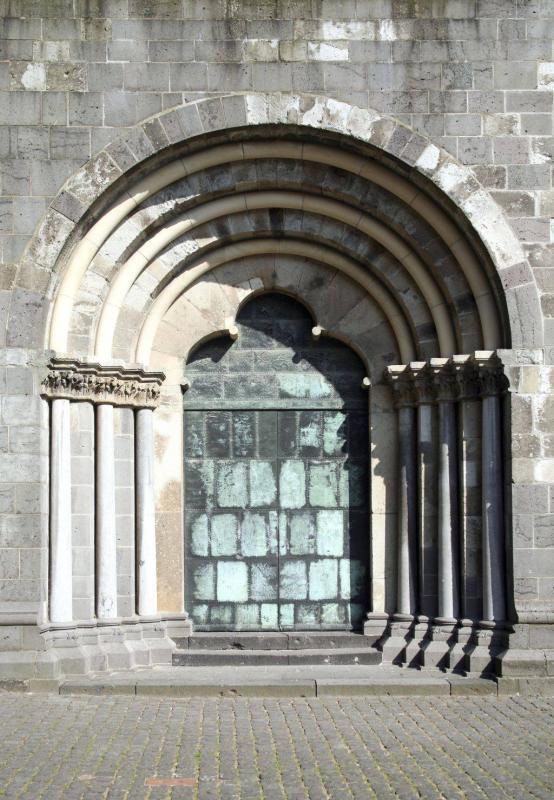 baukunst-nrw - st. viktor-dom in xanten, architecture, Innenarchitektur ideen