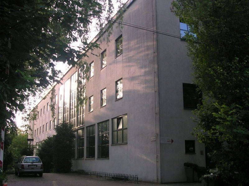 kath. fachhochschule aachen in aachen, architektur - baukunst-nrw, Innenarchitektur ideen