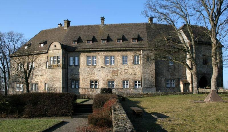 Burg Dringenberg - Bad Driburg