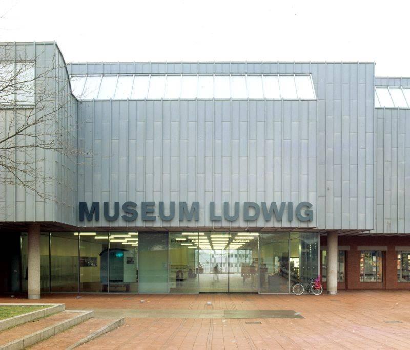 baukunst-nrw - Museum Ludwig / Philharmonie in Cologne ...  baukunst-nrw - ...