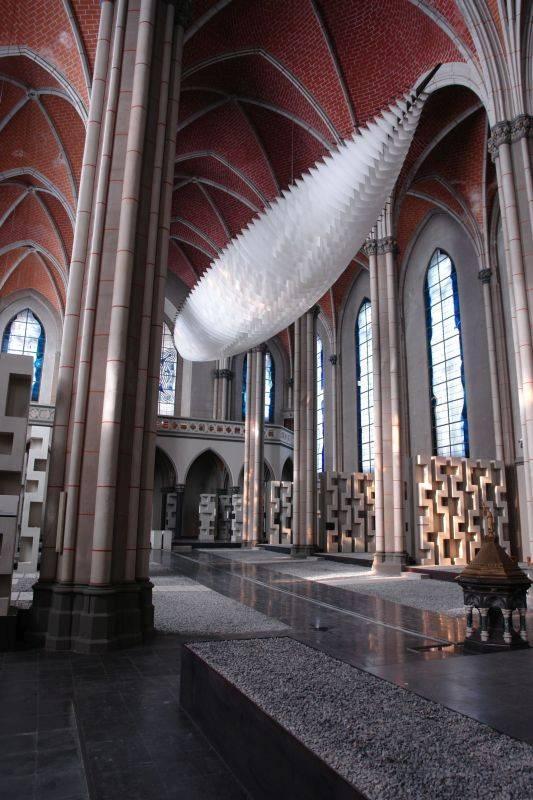 Umgestaltung grabeskirche st josef in aachen innenarchitektur architektur baukunst nrw - Innenarchitektur aachen ...