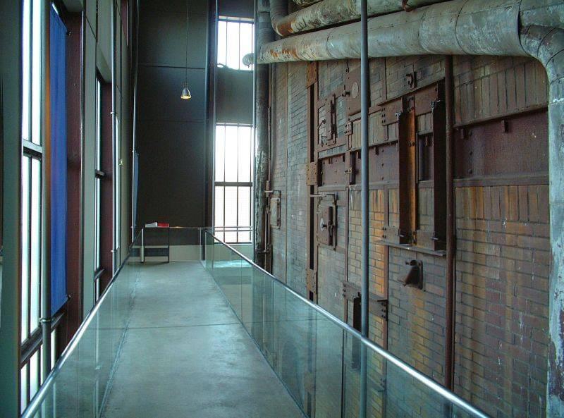 industrie und kulturstandort zeche zollverein in essen ingenieurbau architektur baukunst nrw. Black Bedroom Furniture Sets. Home Design Ideas