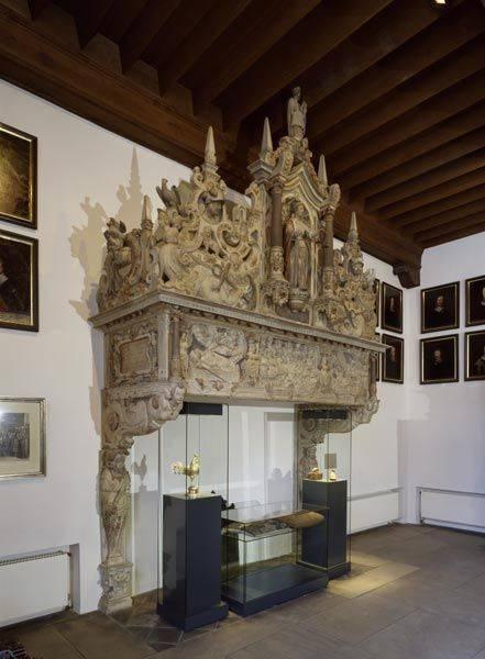historisches rathaus m nster in m nster architektur. Black Bedroom Furniture Sets. Home Design Ideas